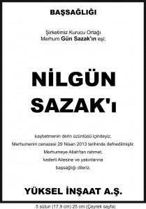 Nilgün-Sazak-başsağlığı-ilanı-yüksel-inşaat